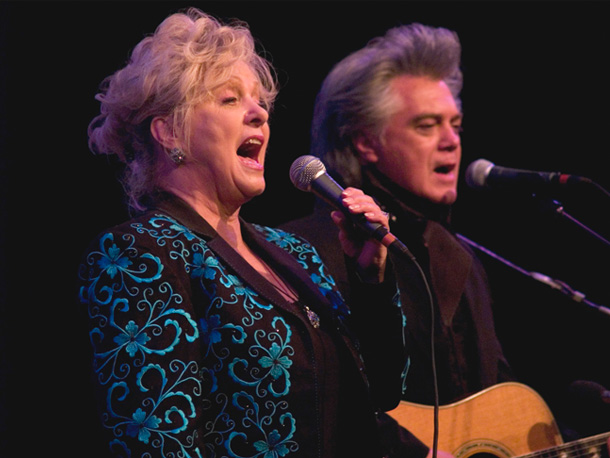 Connie Smith and Marty Stuart