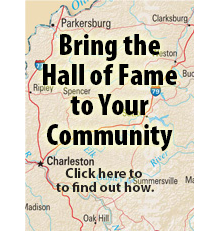 Bring the Hall of Fame to Your Community. Click here to find out how.