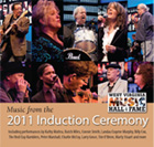 A gift for Hall of Fame Contributors: 2011 Hall of Fame Induction Ceremony CD