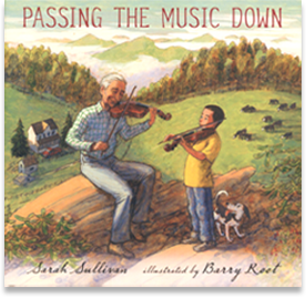 Passing the Music Down by Sarah Sullivan
